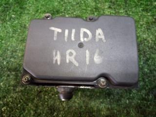 Блок abs Nissan Tiida 2013