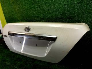 Крышка багажника задняя Nissan Tiida 2013