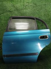 Запчасть дверь задняя левая Toyota Carina E