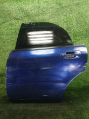 Запчасть дверь задняя левая Subaru impreza 2000-2002