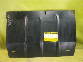 Запчасть защита топливного бака передняя volkswagen Caddy
