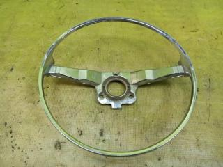 Запчасть хромированное кольцо на руль Лада 2101