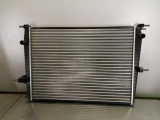 Запчасть радиатор двс передний renault Megane 2008