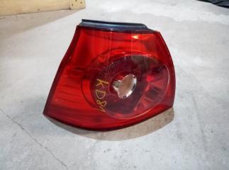 Запчасть фонарь задний левый Volkswagen Golf 5 2006