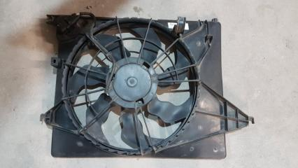 Запчасть диффузор вентилятора Kia Sorento 2011