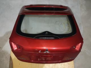Запчасть крышка багажника Mitsubishi Lancer 10 2009