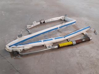 Запчасть подушка безопасности боковая левая Hyundai ix55 2008