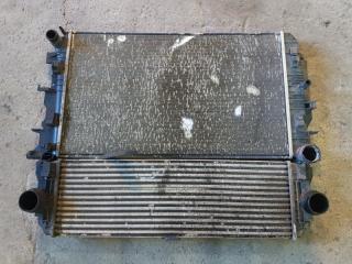 Запчасть кассета радиаторов Volkswagen Crafter 2012