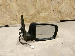 Запчасть зеркало правое Nissan X-TRAIL 2009