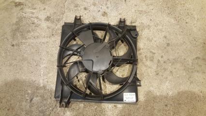 Запчасть диффузор вентилятора Kia Spectra 2008