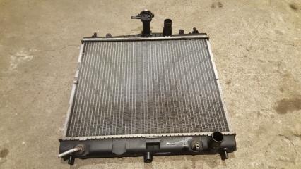 Запчасть радиатор основной Nissan Note 2009