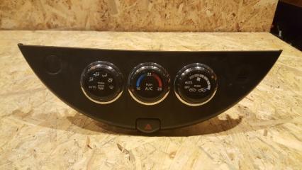 Запчасть блок управления климат-контролем Nissan Note 2009