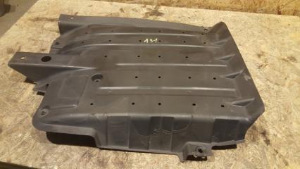 Запчасть защита днища кузова левая Kia Sportage 2012