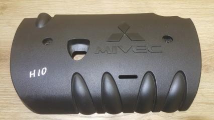 Запчасть декоративная накладка двигателя Mitsubishi Lancer 10 2010