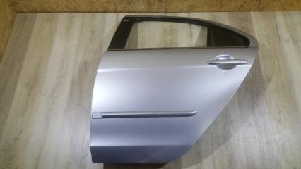 Запчасть дверь задняя левая Mitsubishi Lancer 10 2010