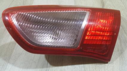 Запчасть фонарь внутренний правый Mitsubishi Lancer 10 2010
