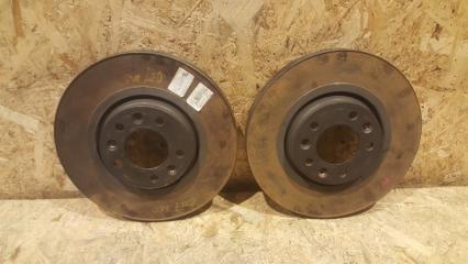 Запчасть тормозной диск передний Fiat Scudo 2013
