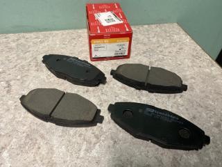 Запчасть тормозные колодки дисковые Daewoo Matiz