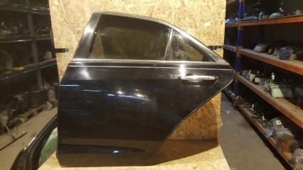 Запчасть дверь задняя левая Cadillac Ats 2013