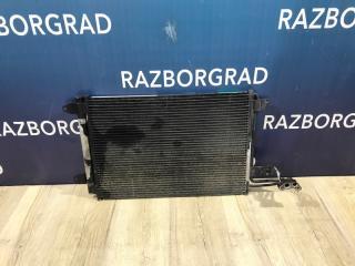 Запчасть радиатор кондиционера Skoda Octavia 2010