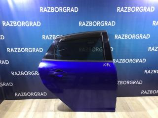 Дверь Ford Focus 3 St CB8 2.0 D9DA 2013 задн. прав. (б/у)