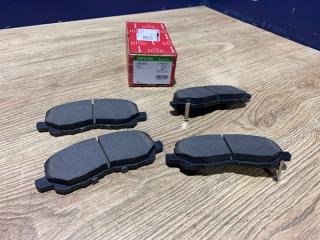 Запчасть тормозные колодки дисковые переднее Mitsubishi ASX
