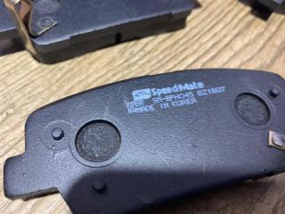 Тормозные колодки дисковые заднее Mohave
