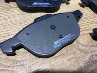 Тормозные колодки дисковые переднее Focus 2