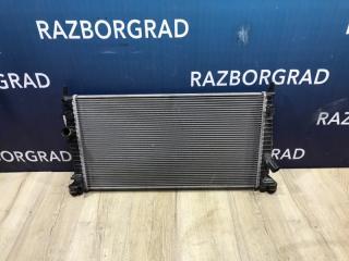 Радиатор основной Ford Focus 2 08-11 1.8 Q7DA контрактная