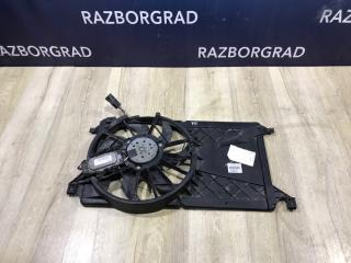 Диффузор вентилятора Ford Focus 2 08-11 1.8 Q7DA контрактная