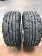 Комплект из 2-х Шина R19 / 245 / 35 Dunlop SORT MAXX 050+ (б/у)
