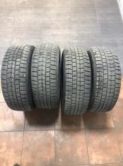 Комплект из 4-х Шина R17 / 225 / 50 Dunlop Winter maxx (б/у)