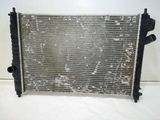 Радиатор основной CHEVROLET AVEO T250 2008-2011
