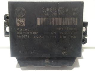 Блок управления парктроником SKODA OCTAVIA A5 2008-2013