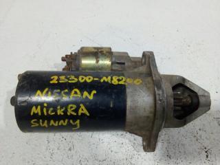 Стартер NISSAN MICRA 1982-1992