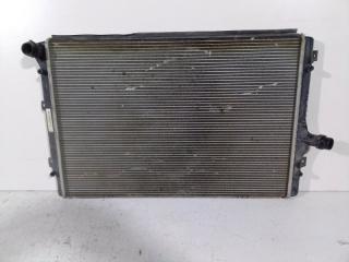Радиатор основной VOLKSWAGEN GOLF 6 2004-