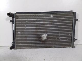 Радиатор основной передний SKODA OCTAVIA A5 2004-2013