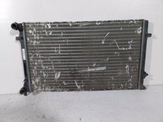 Радиатор основной передний SKODA OCTAVIA A5