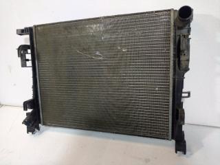 Радиатор основной RENAULT DUSTER