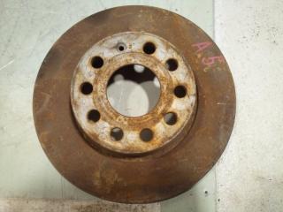 Запчасть тормозной диск задний SKODA OCTAVIA A5 2004-2013