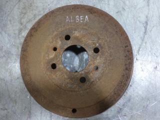 Запчасть тормозной барабан FIAT ALBEA 2002-2012