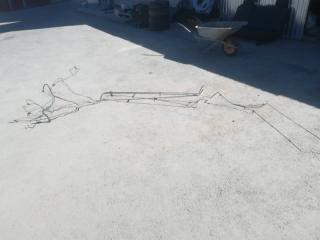 Топливные трубки OPEL ASTRA J 2012