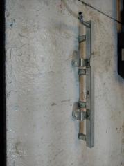 Рейка топливная (рампа) CHEVROLET AVEO T250 2005-2011