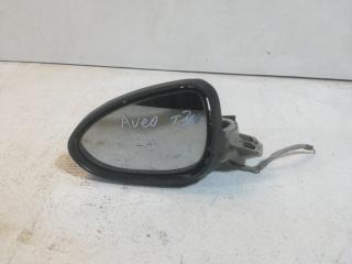 Зеркало двери левое CHEVROLET AVEO T300 2011>