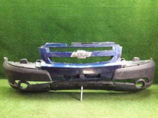 Бампер передний Chevrolet Niva 2009> 212302803015550 (б/у)