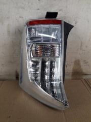 Запчасть фонарь задний правый Toyota Prius 2009-2011