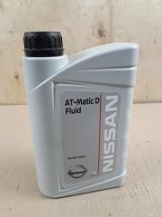 Запчасть масло трансмиссионное nissan atf matic d 1л Nissan Infiniti