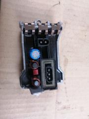 Запчасть резистор вентилятора печки BMW 7-series