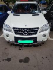 Обвес amg 63 w164 реслайлинг Mercedes-Benz M-Class Amg W164 M156 2008 (б/у)