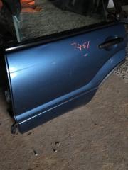 Запчасть дверь задняя левая Subaru Forester 2006